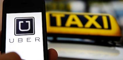 Táxi vs Uber:  Queixas contra Uber disparam 112%