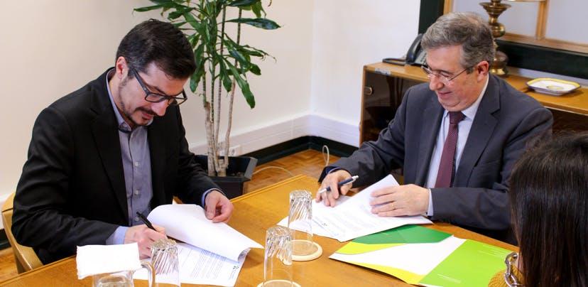 Portal da Queixa e IEFP assinam protocolo de cooperação na resolução de reclamações dos utentes