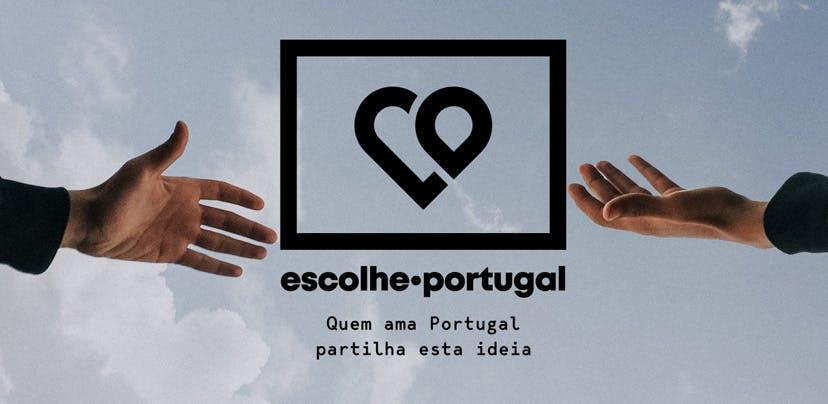 Escolhe Portugal: Quem ama Portugal, partilha esta ideia!