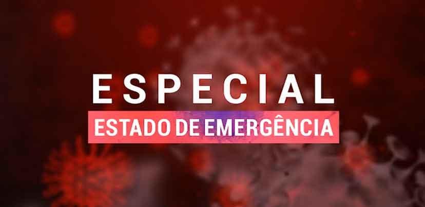 Estado de emergência gerou perto de 20 mil queixas. 25% relacionadas com a Covid-19.
